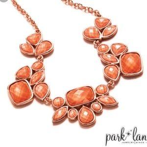 Highlight necklace Park Lane, rose gold